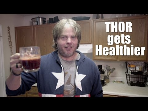 THOR gets Healthier. It begins. Plus! a shocking confession!