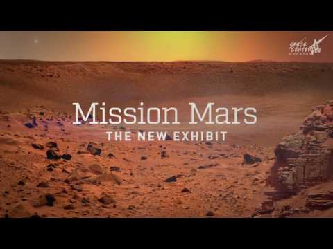 Mission Mars - Now open at Space Center Houston