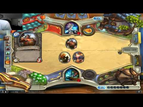 Hearthstone Heroes of Warcraft Highlights HD Twitch GamePlay