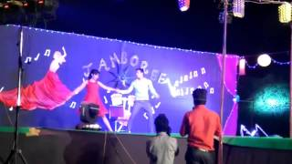 Pranay Von Wirkungsvoll and Adity, DANCE in JNU, in Chandrabhaga pyar ki ek kahani sunu, Isakzaade