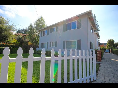 Menlo Park apartment for Rent   1027 Santa Cruz Ave # 3