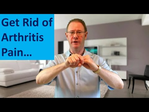 How To Get Rid Of Arthritis Pain - Crazy Fast Arthritis Pain Cure. Try EFT Now - Energy Healing