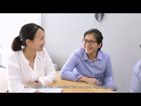 Singapore Client Testimonial For Property Agent Video - Leo