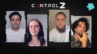 """Conoce a los protagonistas de Control Z, ¡con el divertido reto de """"Yo nunca nunca""""!"""
