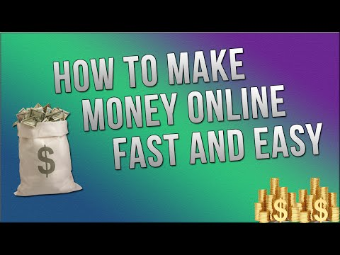 How ANYONE Can Make Money ONLINE in 2016 - College Students/High School/More
