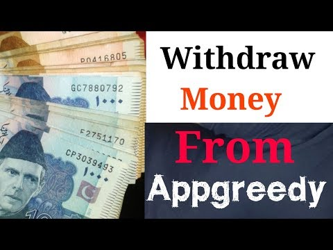 How To Withdraw Money From Appgreedy In Paypal Bank Account 100 Real With Proof