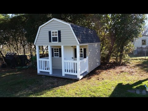 My Daughter's Garden Traditions  Playhouse By KVUSMC