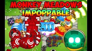 BLOONS ADVENTURE TIME TD - RECONDITIONING CHAMBER - IMPOPPABLE MODE