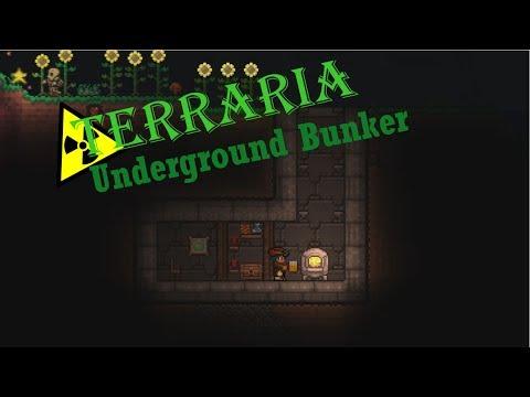 Terraria: Underground Bunker