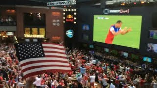 The best fan reactions to all USA goals - FIFA World Cup Brazil 2014