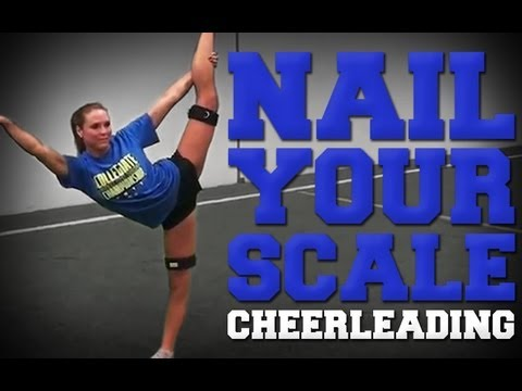 Get a Better Cheerleading Scale