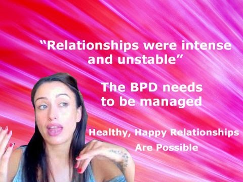 How to Have a Healthy Happy Relationship When You Have BPD