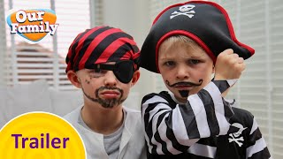 Our Family Series 6 Episode 3 Promo   CBeebies