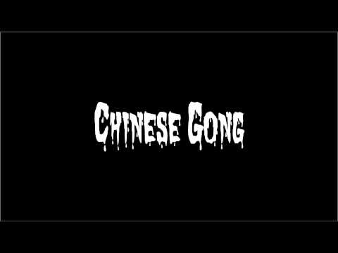 Horror Sound Effect - Chinese Gong