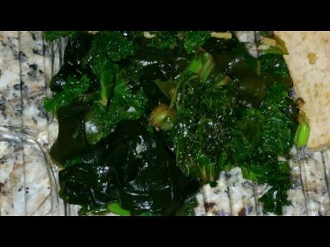 Easy Sesame Seaweed Salad  Recipe