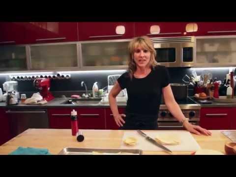 The B-Team: Homemade Baked Tortilla Chips