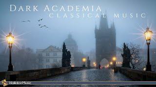 Dark Academia Classical Music