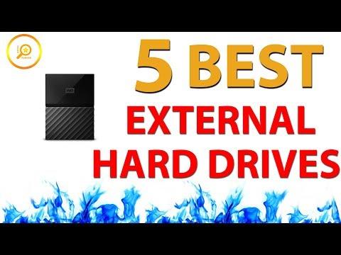 ✅ Best External Hard Drives 2018