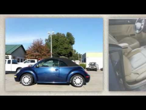 Used VW on Sale: 2005 VW Convertible in Ocala