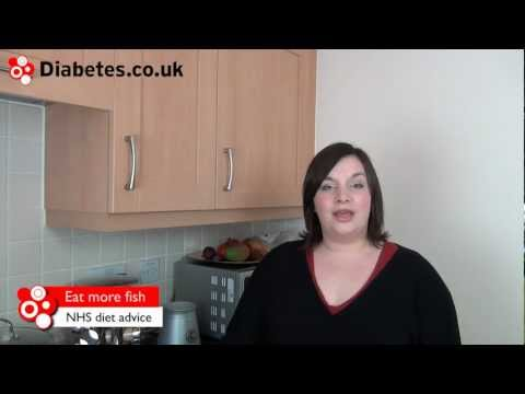 NHS Diet Advice for Diabetes
