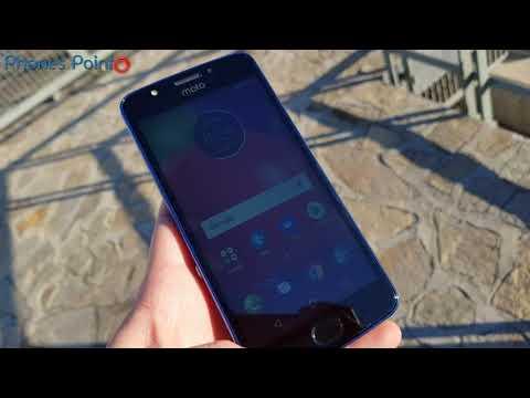 Moto E4 Display Outdoor Sunlight test