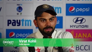 The batting was not up to standard: Kohli