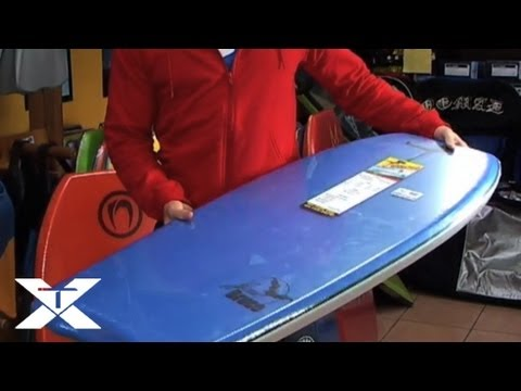 How To Bodyboard - Choosing A Board