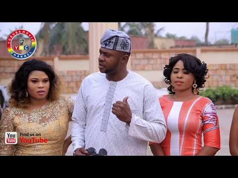 AHON MI Part 2 |  Latest Yoruba Movies 2017 Starring Odunlade Adekola | Segun Ogungbe|  Cover
