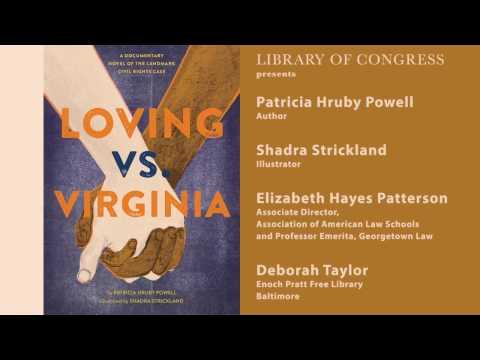 """Loving vs Virginia"" – LOC Conversation with Creators of Teen Book"