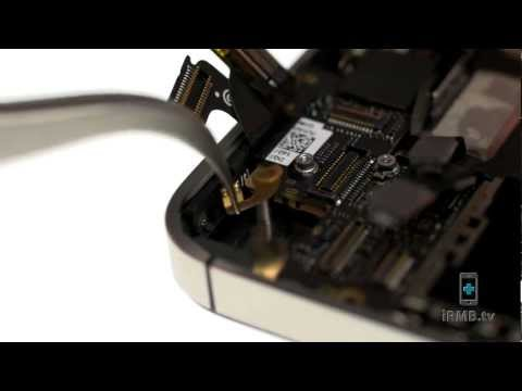 Charging Dock Port & Microphone Repair - iPhone 4S How to Tutorial