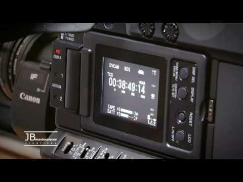JB Camera Testing DVCAM / HDV