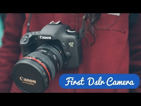 Camera buying guide 2018 | 4 Things to know before you buy your First DSLR