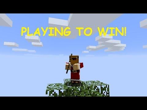 Minecraft: Sky Wars | IN IT TO WIN IT
