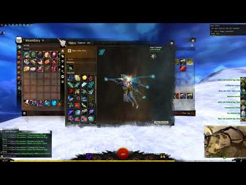 Guild Wars 2 opening 25 Black Lion Chest