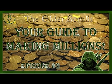 ESO: One Tamriel, Your Guide to making millions! Episode 2  How to  | Elder Scrolls Online
