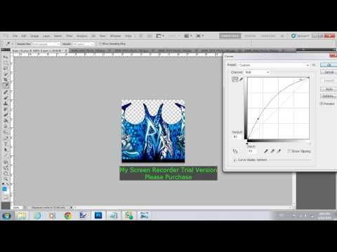 WWE'13 Tutorials: How To Make A Singlet