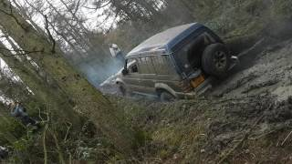 Kris burning some clutch in the paj @ tong off road 5/2/17