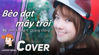 "Bèo dạt mây trôi /Vietnamese song. (Please click ""Show more"" คลิกปุ่ม ""Show more"" เพื่ออ่านแปลไทยนะคะ) https://www.youtube.com/watch?v=Jntxs4dspRU A new cover is here! I may not be improvising much, actually I just sang along what I heard and my Vietnamese may not be that good either hahah. I hope you like it though! Also make sure to like, comment, share and subscribe! Thanks!!  English & Thai translation: Võ Hoàng Tú & Jannina"