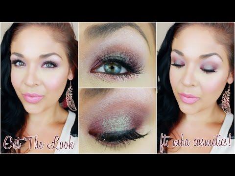 Get The Look | Duochrome Eye Makeup