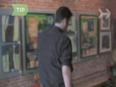How to Behave at a Gallery