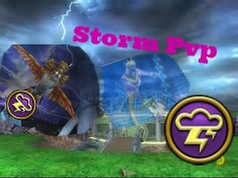 Wizard101 Pvp #58- Fighting an Ice with over 5,000 Health