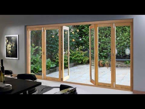 Glass External Sliding Doors for Home