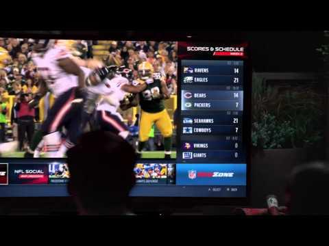 Xbox One NFL Football App Teaser Trailer