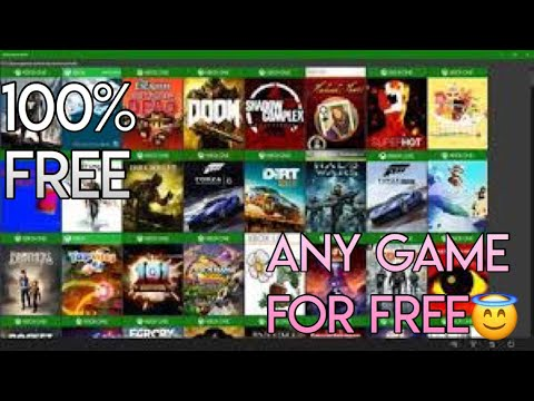 HOW TO GET XBOX GAMES FOR FREE! *MARCH 2018*