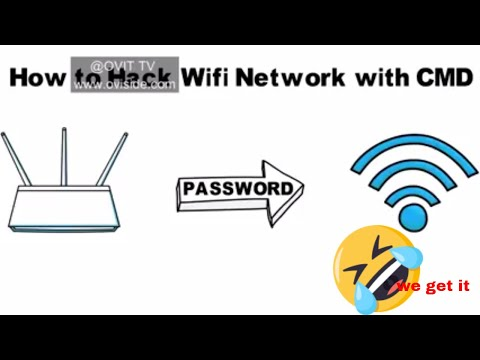 How To Hack Wifi Password Simple With Seven Steps using CMD 2018