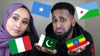 ETHNICITY TAG!   WHERE ARE WE REALLY FROM?!