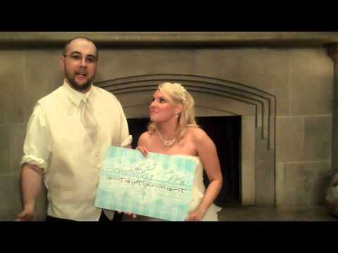 Amanda & Trevor Gardner Wedding Testimonial DJ Glenmore Country Club Canton Ohio