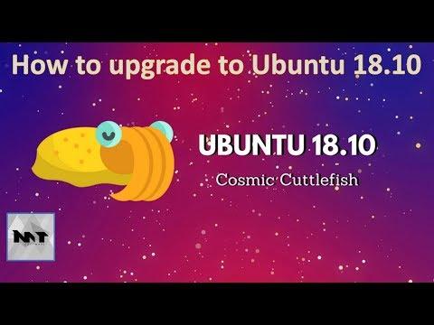 How to Upgrade to Ubuntu 18.10