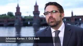 Johannes Korten Von Der Gls Bank - Interview Bankingcheck Award 2014