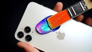 Customizing 11 iPhone 11s, Then Giving Them To People!!📱📞 (Giveaway)